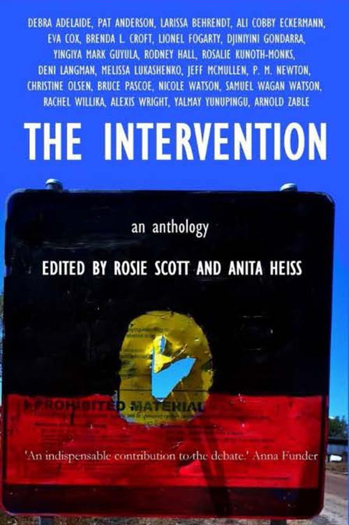 Book Launch: The Intervention