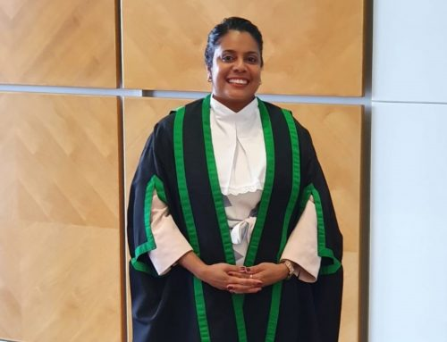 Ngaree Ah Kit ready to influence change as Australia's first female Indigenous Speaker