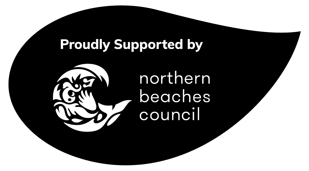 proudly supported by northern beaches council